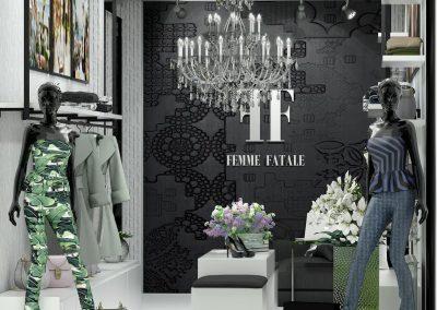 Shop Femme Fatale