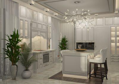 Shumen House Interior/Kitchen