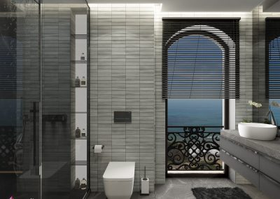 Bedrooms with Bathrooms