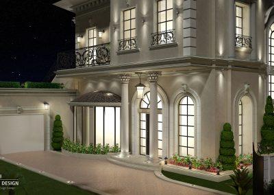 House Exterior Boiana