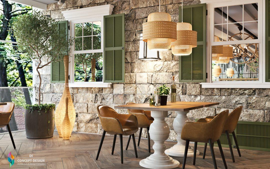 Evrika Hotel Italian Restaurant