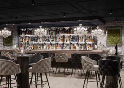 Lounge and Restorant