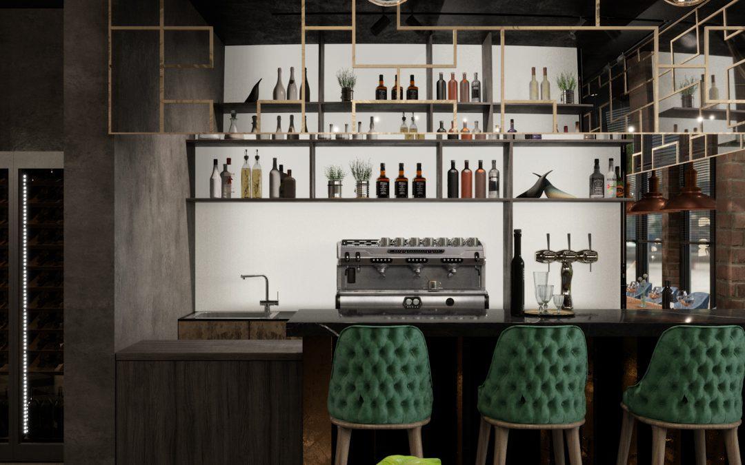 Modern Bar & Dinner