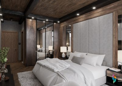 Mountain Bedroom 2