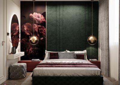 A small fairytale room