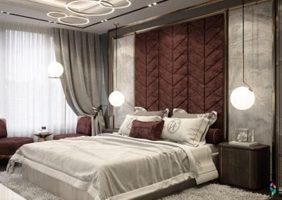 Bedroom Sofia Ap.in Arteks Sianie