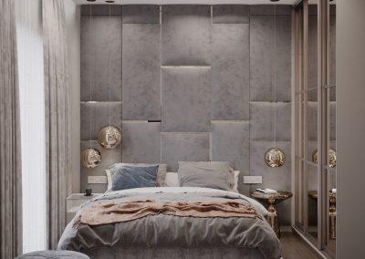 Cozy Luxury bedroom