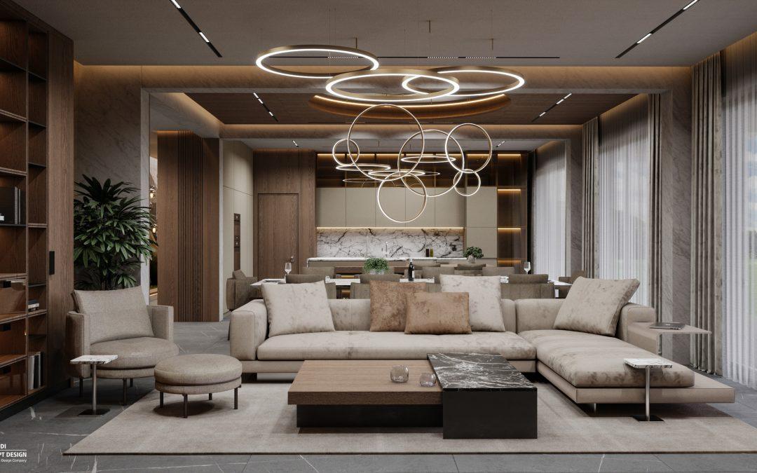 Modern House Interior