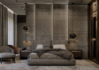 House Markovo/Bedroom with Bathroom