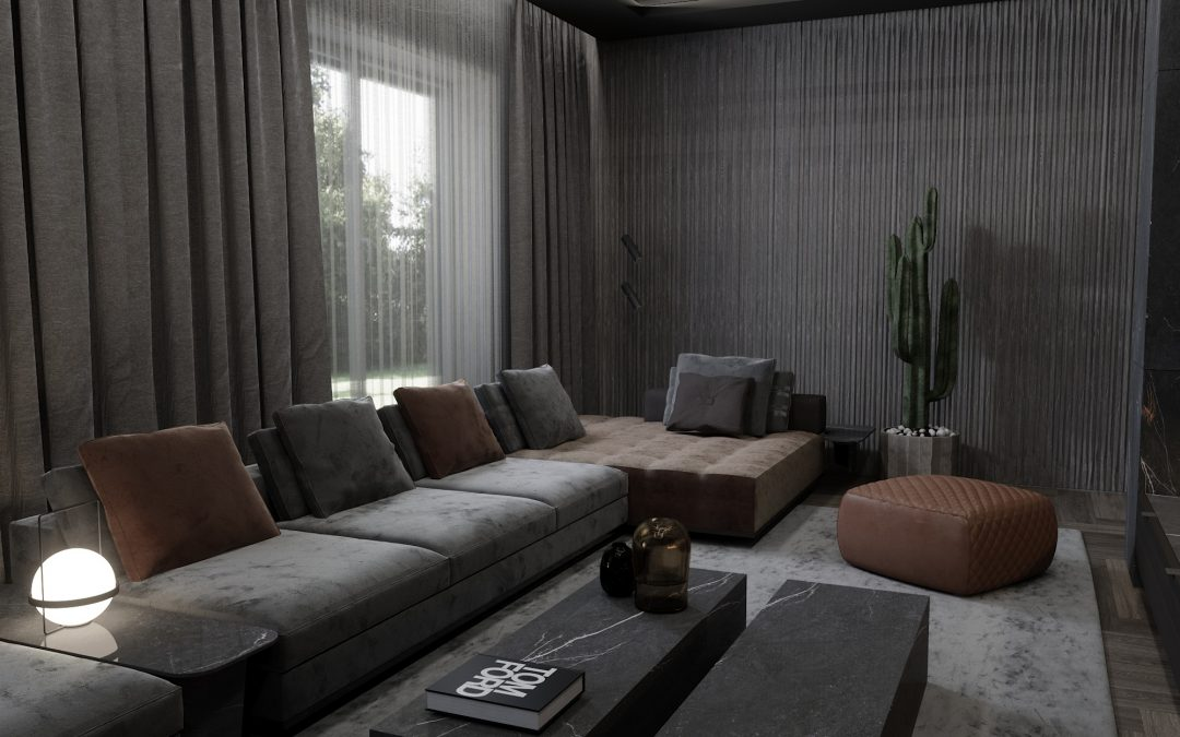 House Markovo/Living Room Area